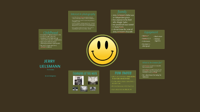 jerry uelsmann facts