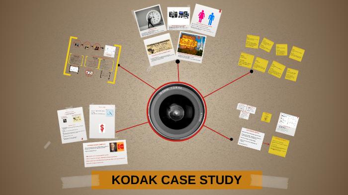 KODAK CASE STUDY by Déborah Vaillant on Prezi