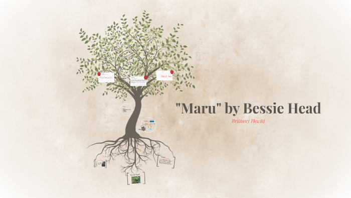 maru summary and analysis