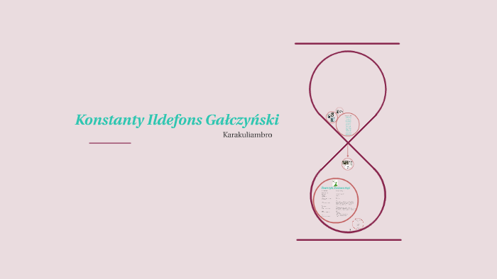 Konstanty Ildefons Gałczyński By Gabriela Piekara On Prezi