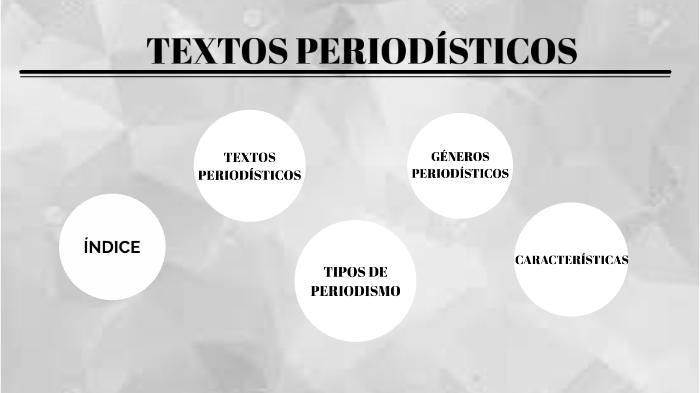 Textos Periodísticos By Marina Perales Seró On Prezi Next