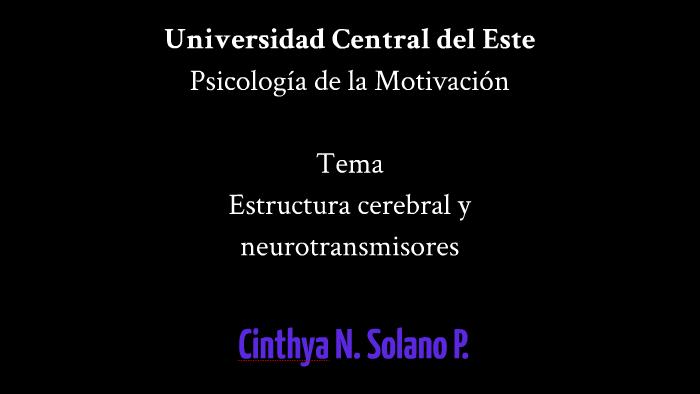 Copy Of Cerebro By Cinthia Solano On Prezi