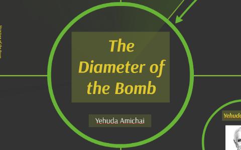 The Diameter of the Bomb by AJ Anonuevo
