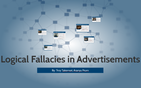 equivocation fallacy commercial