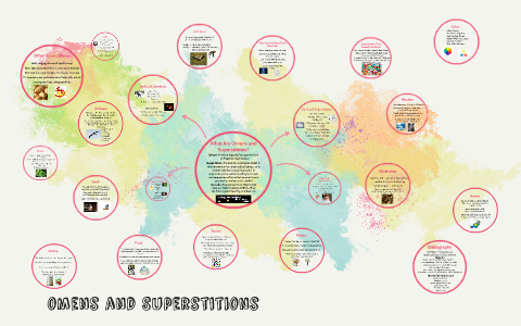 Omens and Superstitions by Farbin Towhid on Prezi