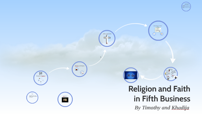 religion in fifth business