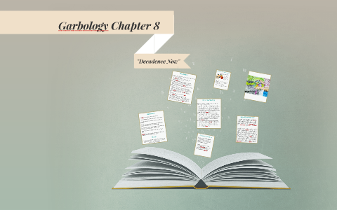 garbology chapter 1 summary