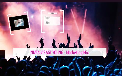 nivea marketing mix