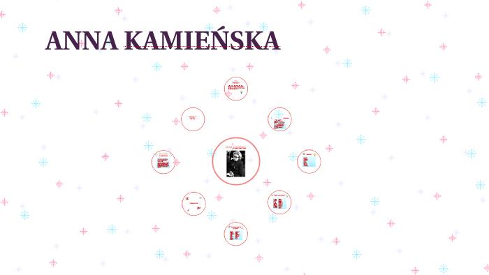 Anna Kamieńska By Anna Przygódzka On Prezi