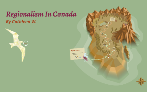 regionalism in canada