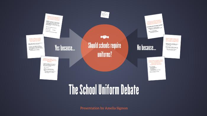 no school uniforms debate
