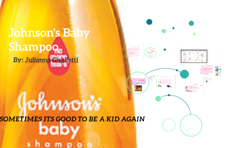 Johnson S Baby Shampoo By Julianna