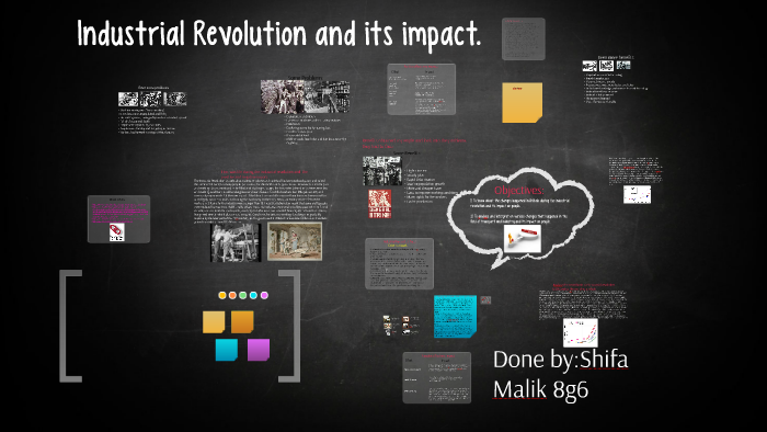 Industrial Revolution And Its Impact By Shifa Malik On Prezi Next