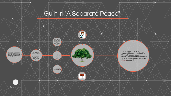 a separate peace guilt quotes