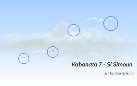 Kabanata 7 - Si Simoun by Maxine Fabian on Prezi
