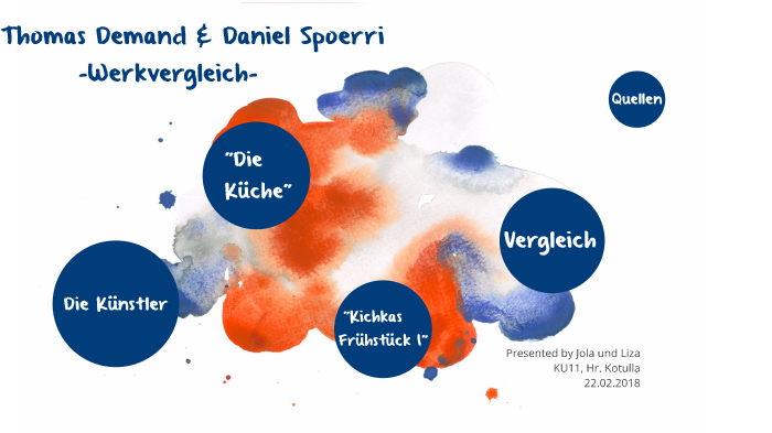 Werkvergleich Kunst by Liza-Marie Bosse on Prezi Next