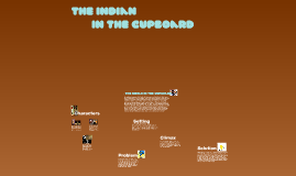 The Indian In Cupboard By Sally Park
