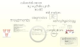 Colorectal Cancer Powerpoint Template Prezi