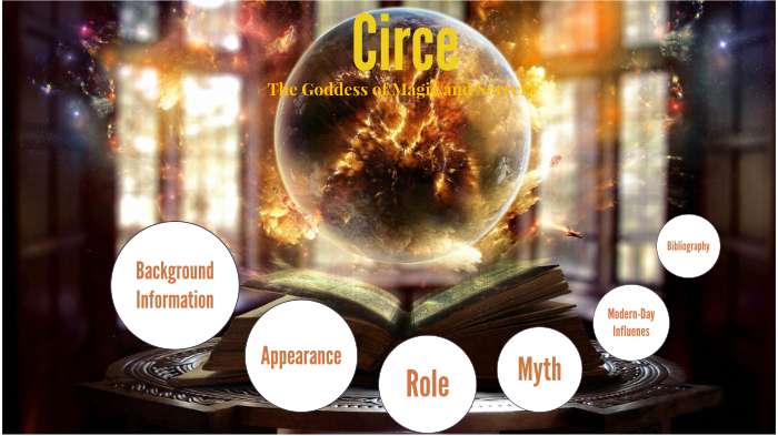 Circe Goddess Project By Felicia Olajide On Prezi Next