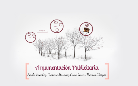 Argumentación Publicitaria By Karen Viviana Vargas Galvis On