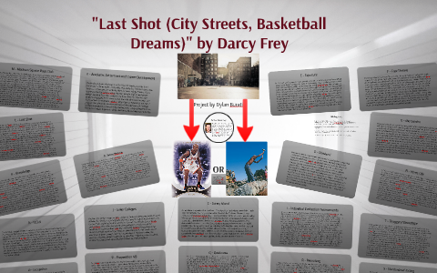 the last shot darcy frey sparknotes