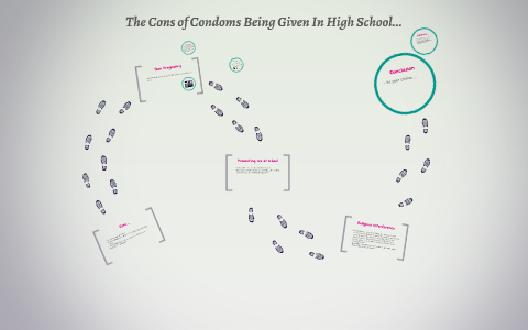 should condoms be available in high school pros and cons