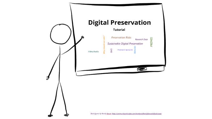 Digital preservation tutorial | dpworkshop. Org.
