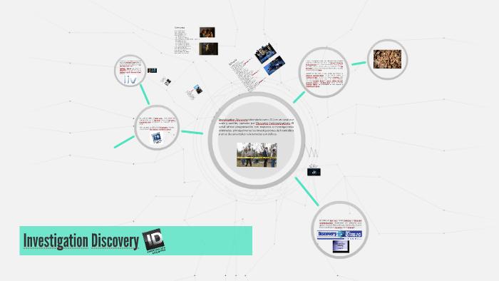 Investigation Discovery By Diego Jimenez Montoya On Prezi