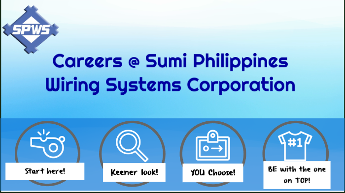 Remarkable Careers Sumi Philippines Wiring Systems Corporation By Janhaya Wiring 101 Ferenstreekradiomeanderfmnl