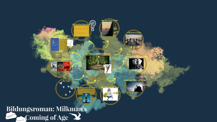 Bildungsroman: Milkman's Coming of Age by Isabel Fenoglio on