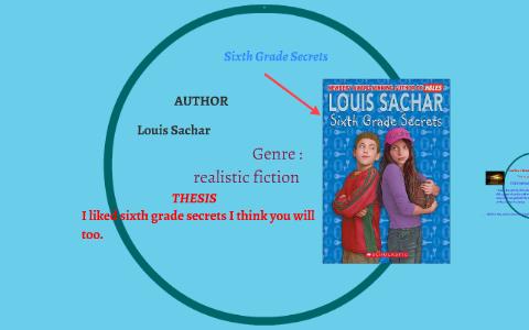 Sixth Grade Secrets By Karly Nailor On Prezi