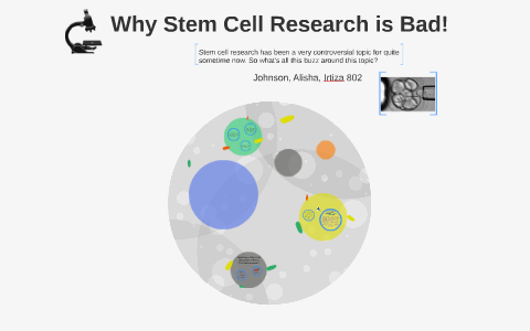 Why Stem Cell Research is Bad by Johnson Duong on Prezi Next