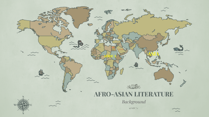 afro asian stories with analysis
