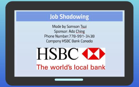 Job Shadowing by Samson Tsui on Prezi