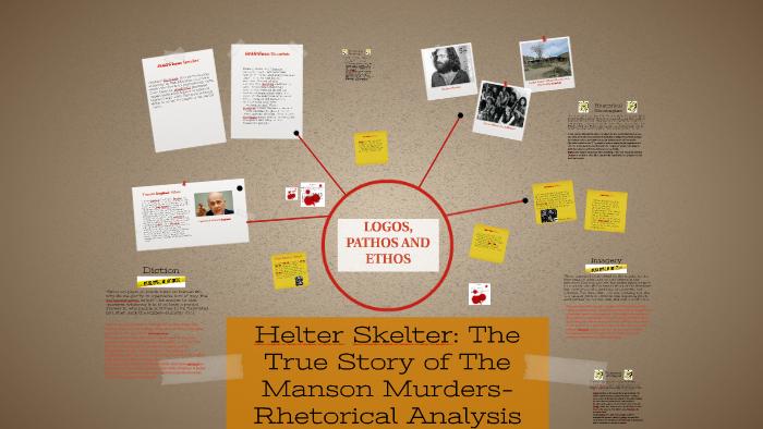 Helter Skelter The True Story of The Manson Murders- Rhetori by