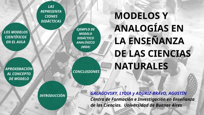 Modelos Y Analogías En La Enseñanza De Las Ciencias Naturales By Emilio José Pineda Velásquez