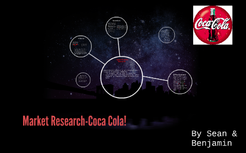 market research methods used by coca cola