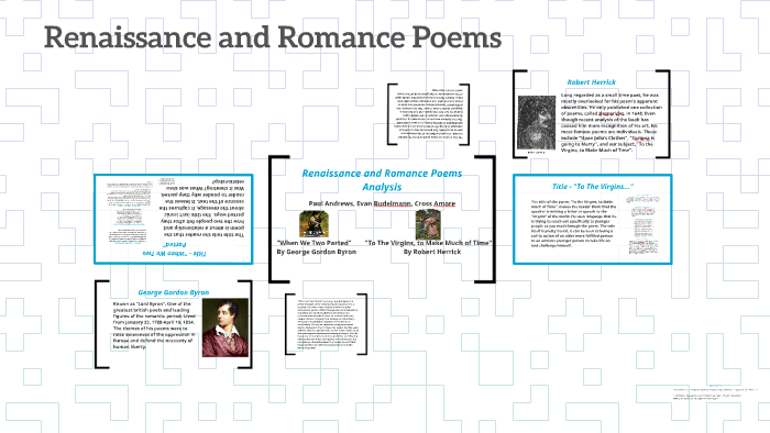 robert herrick poems analysis
