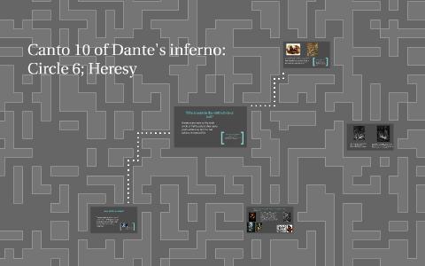 dantes inferno circle 6