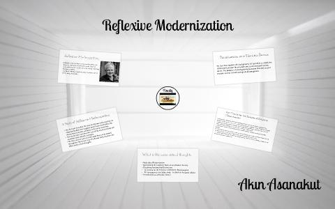 reflexive modernisation