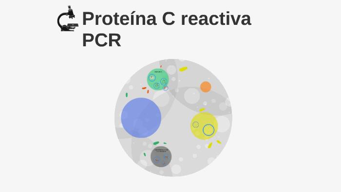 proteina c reactiva cualitativa valores normales