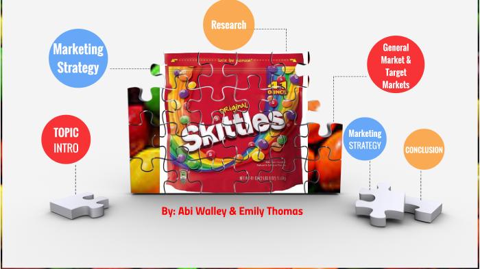 skittles marketing strategy
