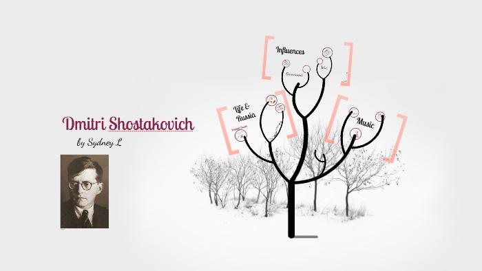Dmitri Shostakovich by Sydney L on Prezi