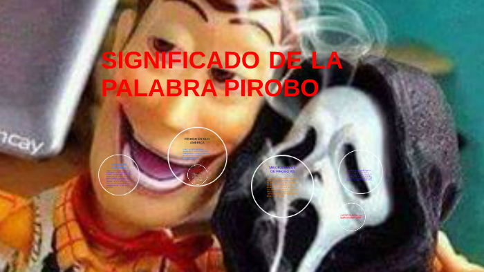 SIGNIFICADO DE LA PALABRA PIROBO by Moreno Crisstian on Prezi