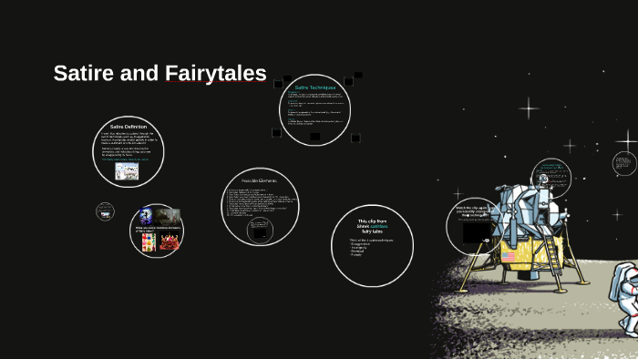 Satire And Fairytales By Anne Torgersen On Prezi