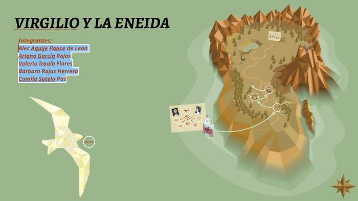 Virgilio Y La Eneida By Ariana Garcia