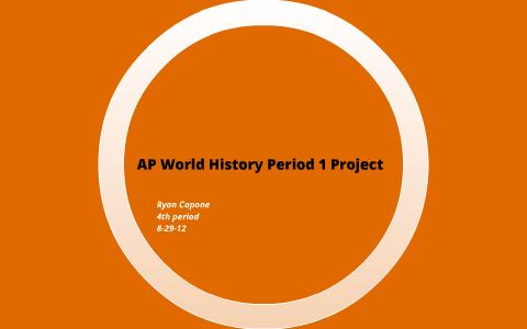 AP World History Period 1 Project by Ryan Capone on Prezi
