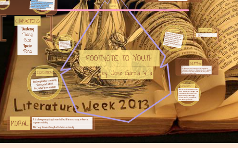 a footnote to youth full story