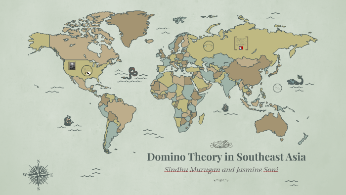 Domino Theory In Southeast Asia