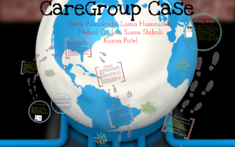 caregroup case study